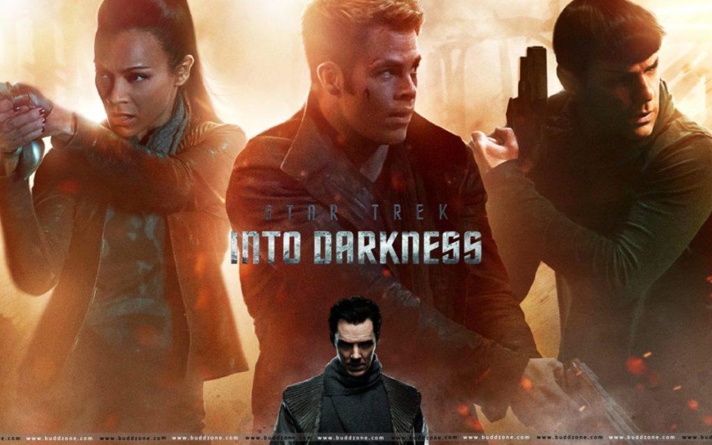 Poster de la película Star Trek. Into Darkness